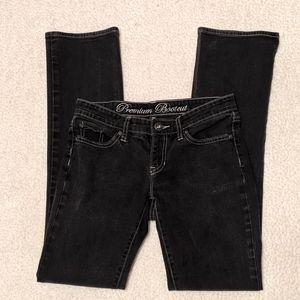 Gap Premium Boot Cut jeans size 26x30
